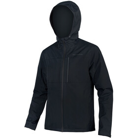 Endura Hummvee Waterdichte Capuchon Jas Heren, black